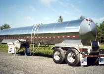 Sanitary & Edibles Tank Trailers